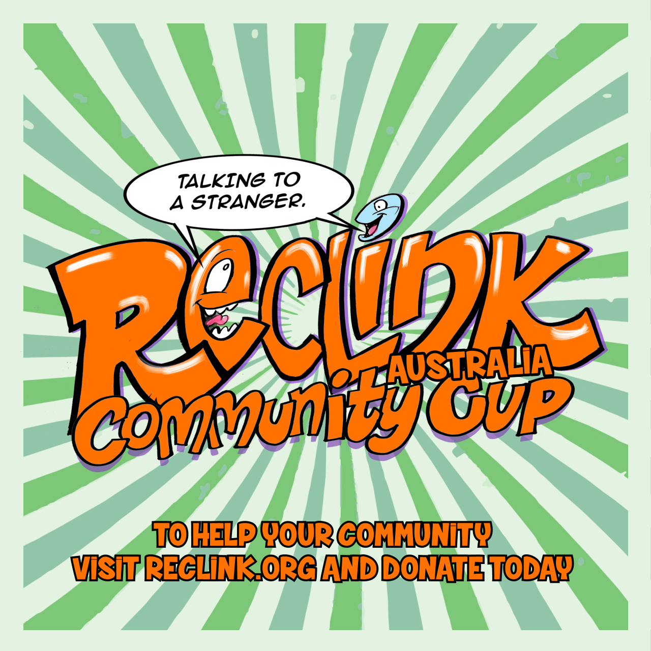 Reclink Community Cup