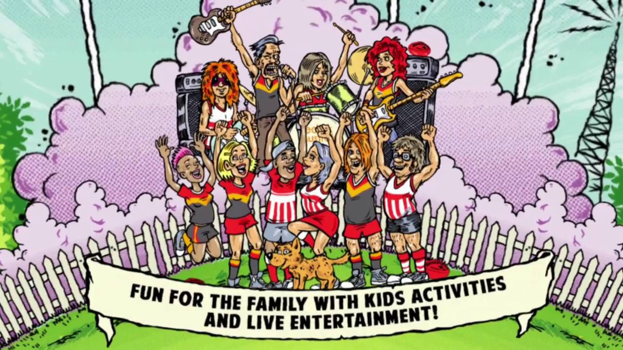 Adelaide Reclink Community Cup 2016
