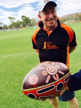 Reclink Australia Founder Peter Cullen AM