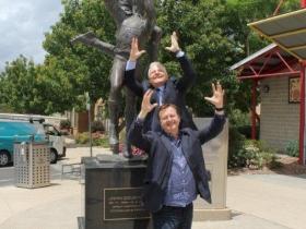 Western Port Warriors, Reclink Australia, Neale Burgess MP, John Ballis